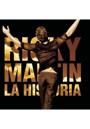 Ricky Martin - La Historia - CD