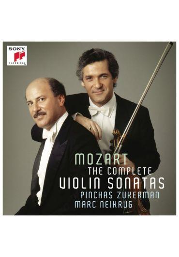 Pinchas Zukerman & Marc Neikrug - The Mozart Sonatas for Violin and Piano - CD