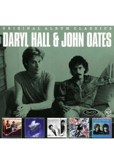 Hall & Oates - Original Album Classics - CD