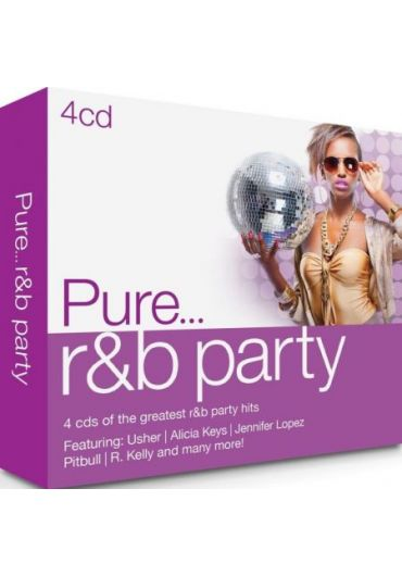 Various Artists - Pure... R&B Party - 4CD
