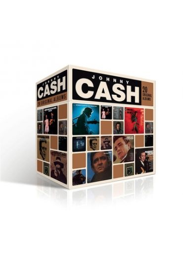 Johnny Cash - The Perfect Johnny Cash Collection - CD Box Set