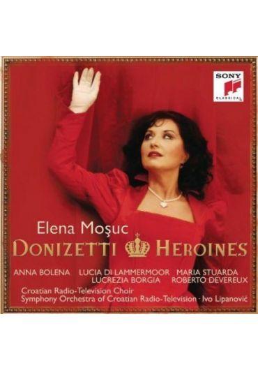 Elena Mosuc - Donizetti /Heroines - CD