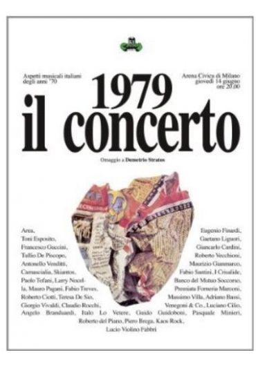 Various - 1979 Il Concerto (Live) - BOX
