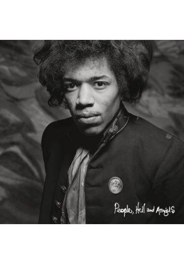 Jimi Hendrix - People, Hell & Angels - LP