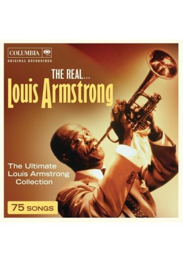Louis Armstrong - The Real... Louis Armstrong - 3CD
