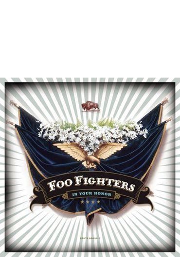 Foo Fighters - In Your Honor - 2LP