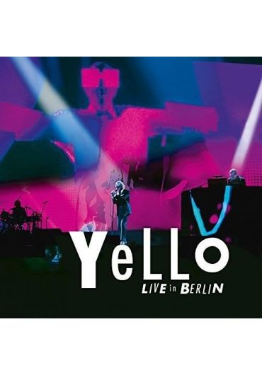 Yello - Live in Berlin - CD