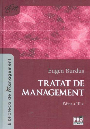 Tratat de management - editia a III-a