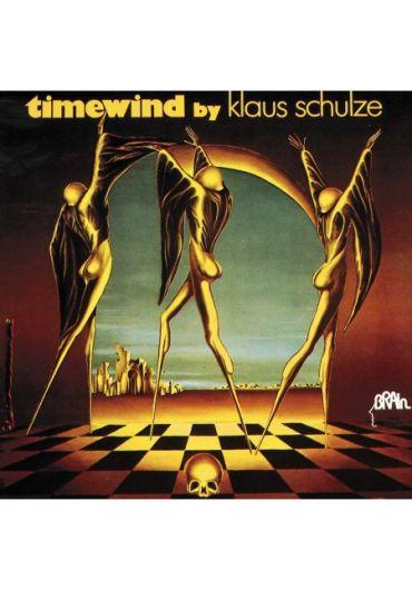 Klaus Schulze - Timewind - vinyl album