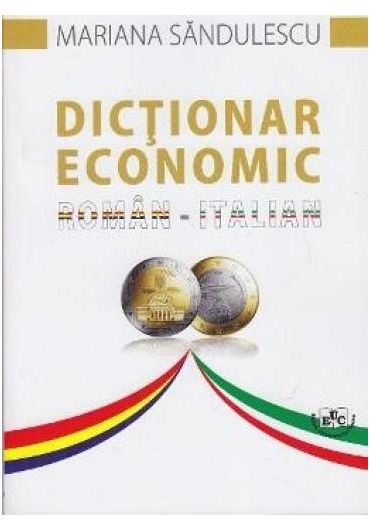 Dictionar economic roman italian