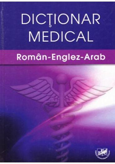 Dictionar medical roman-englez-arab