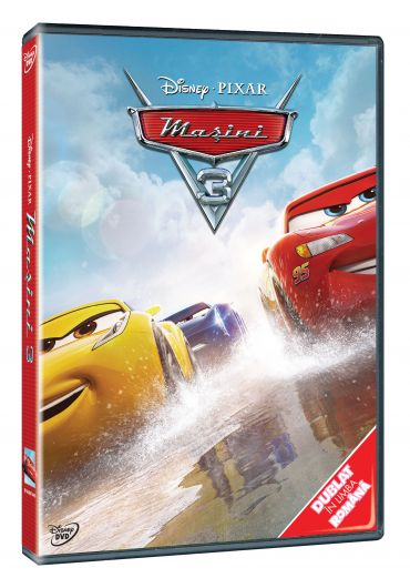 Masini 3 / Cars 3 [DVD]