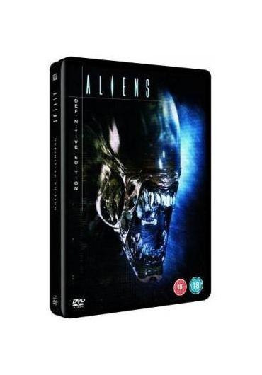 Aliens-lenticular [DVD]