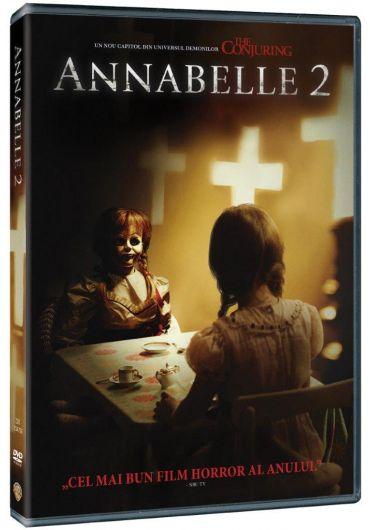 Annabelle 2 / Annabelle - Creation [DVD]
