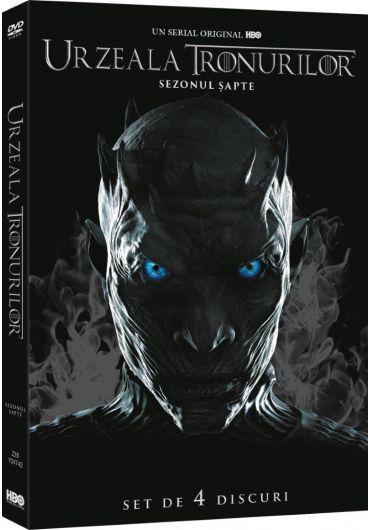 Urzeala tronurilor sezonul 7 / Game of Thrones Season 7 [DVD]