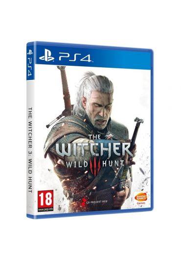 Joc The Witcher 3 Wild Hunt - PS4