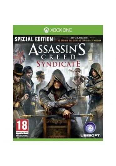 Joc Assassins Creed Syndicate - Special Edition pentru Xbox ONE