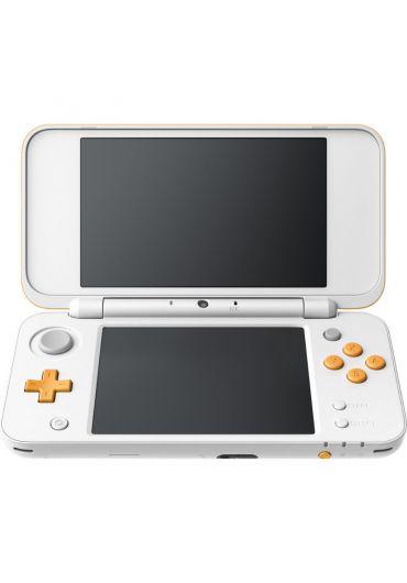 Consola Nintendo New 2Ds Xl, White & Orange (RESIGILAT)