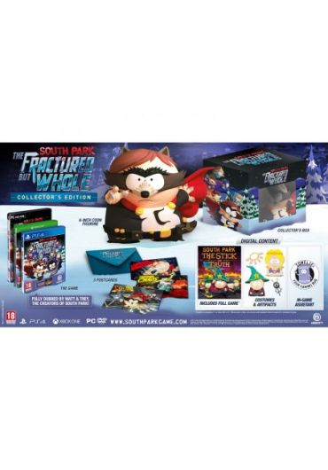 Joc South Park The Fractured But Whole Collector's Edition - PC