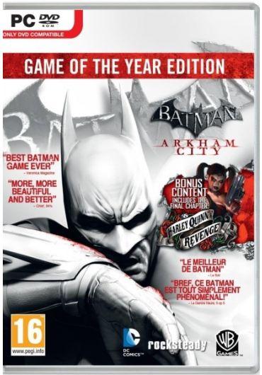 Joc Batman Arkham City Goty - PC