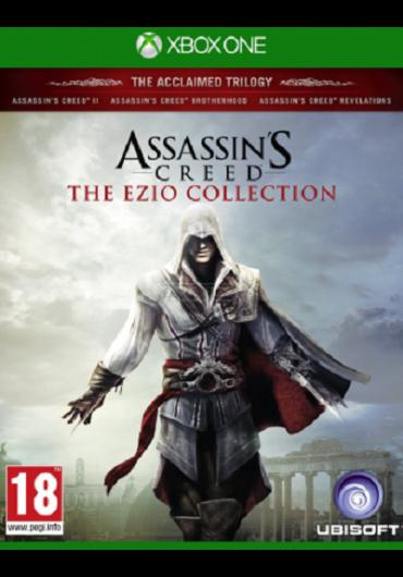 Joc Assassins Creed The Ezio Collection Xbox One