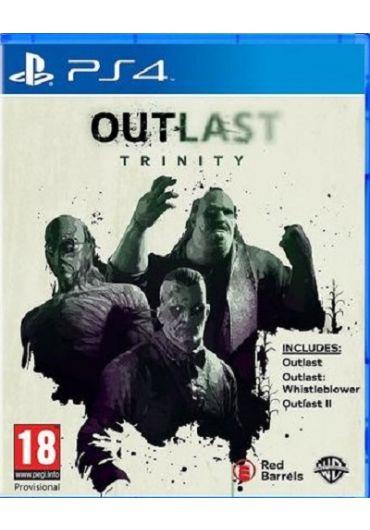 Joc Outlast Trinity pentru PS 4