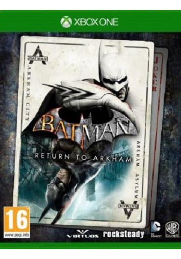 Joc Batman Return to Arkham pentru Xbox One
