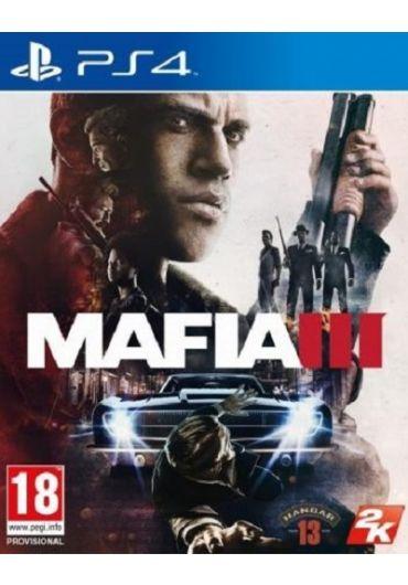 Joc Mafia 3 pentru PS 4