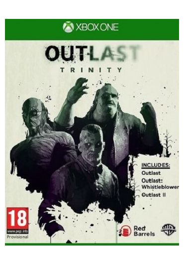 Joc Outlast Trinity pentru Xbox One