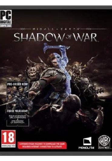 Joc Middle Earth Shadow Of War pentru PC