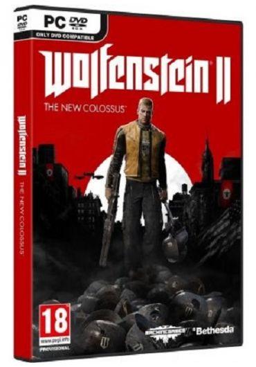 Joc Wolfenstein 2 The New Colossus PC