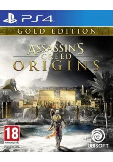 Joc Assassins Creed Origins Gold Edition PS - 4