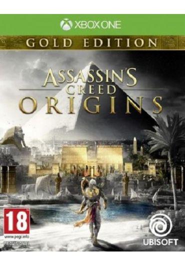 Joc Assassins Creed Origins Gold Edition - Xbox One