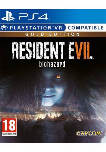 Joc Resident Evil 7 Biohazard Gold - PS4
