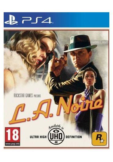 Joc La Noire - PS4