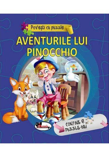 Povesti cu puzzle - Aventurile lui Pinocchio