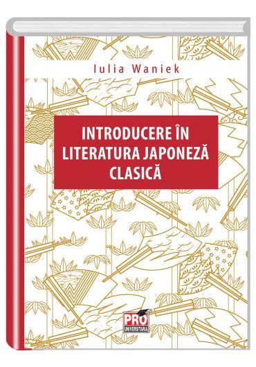 Introducere in literatura japoneza clasica