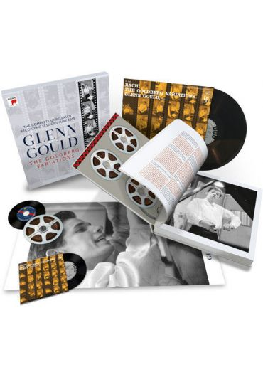 Glenn Gould - The Goldberg Variations (The Complete 1955 Recording Sessions) - BOX