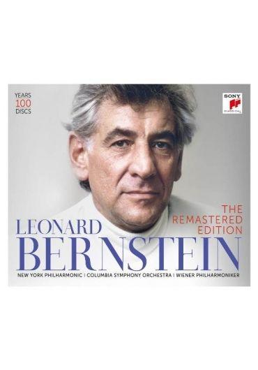 Leonard Bernstein - Leonard Bernstein Remastered - BOX