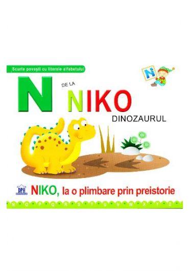 N de la Niko, Dinozaurul. Niko, la o plimbare prin preistorie