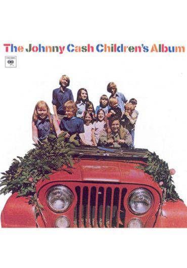 Johnny Cash - The Johnny Cash Children'S Album - LP
