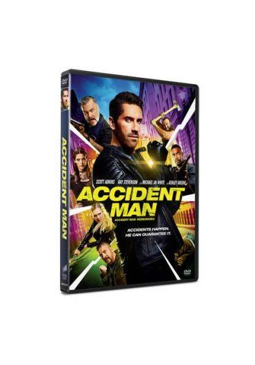 Accident Man: Razbunarea - DVD