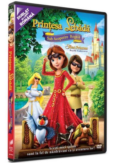The Swan Princess. Royally Undercover/Printesa Lebada - Sub acoperire regala 7 DVD