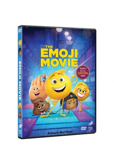 Emoji Filmul - Aventura zambaretilor [DVD] [2017]
