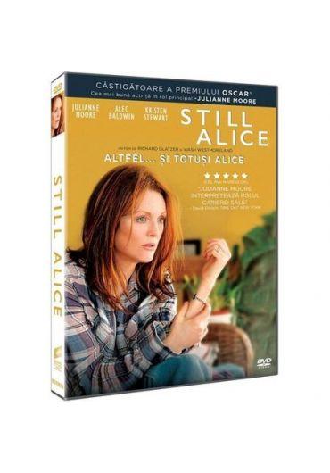 Altfel... si totusi Alice [DVD] [2014]