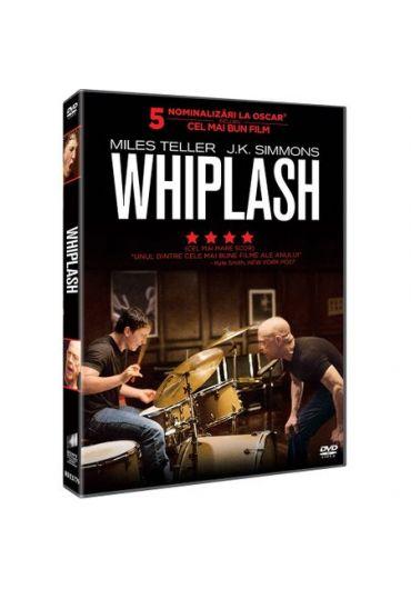 Whiplash [DVD] [2014]