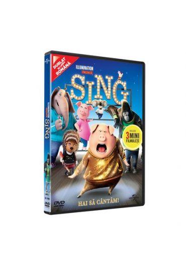 Hai sa cantam [DVD] [2016]