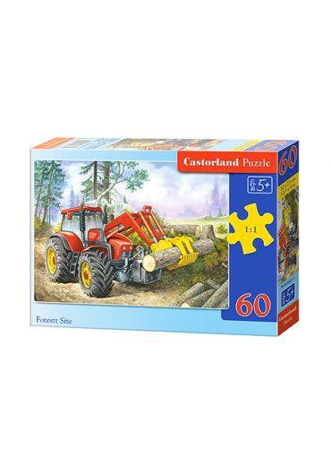 Puzzle 60 de piese Forest Site