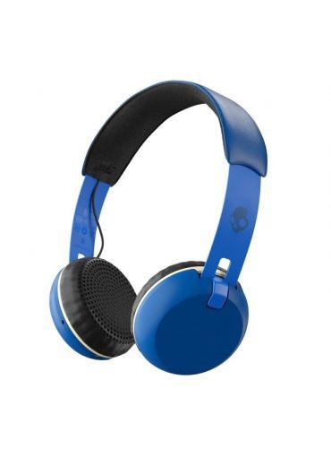 Casti Skullcandy Grind On Ear Wireless Royal / Cream / Blue