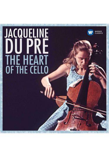 Jacqueline Du Pre - The Heart of the Cello - CD